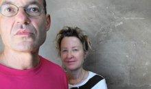 Myra Melford & Ben Goldberg@Snow Jazz Gastein / Jazz im Sägewerk