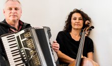 Klaus Paier & Asja Valcic @ Snow Jazz Gastein 2019