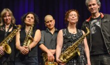 The Tiptons Sax Quartet @ SNOW JAZZ GASTEIN
