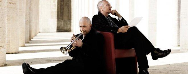 Danilo Rea & Flavio Boltro @ Snow Jazz Gastein / Jazz im Sägewerk