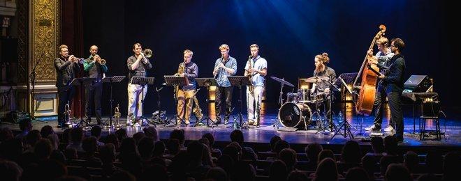 20 Jahre Jazz im Sägewerk    Mereneu Project